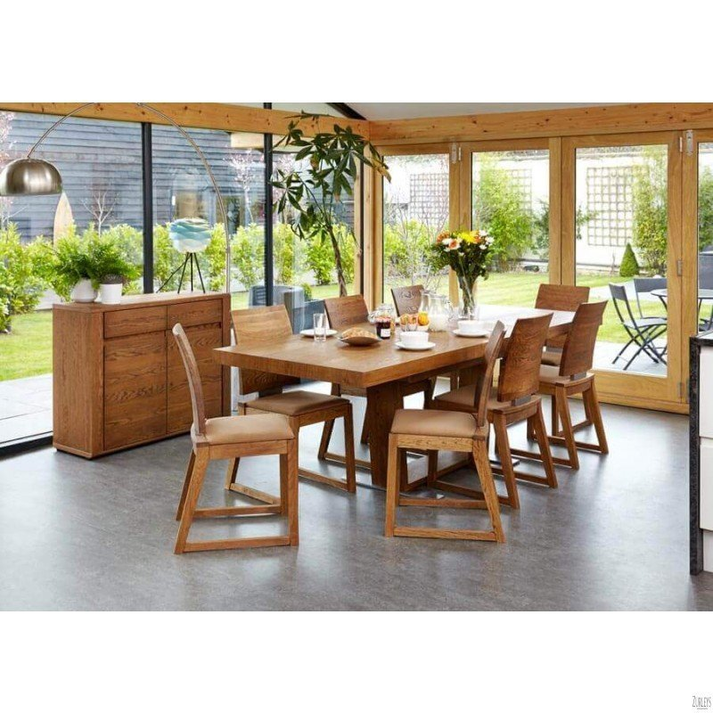 Get the Look: Rustic Dining Table