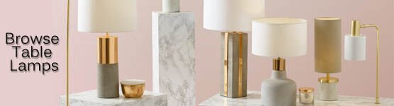 Browse Our Table Lamps