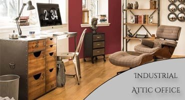Get The Look Industrial Attic Furniture