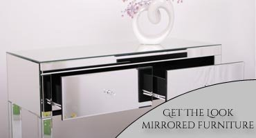 Get The Look Mirrored Furniture